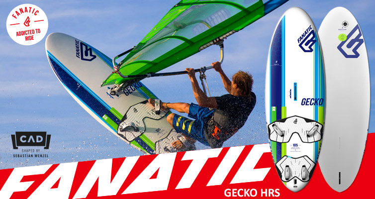 Fanatic Gecko HRS 2016