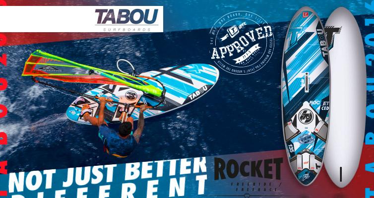 Tabou Rocket CED