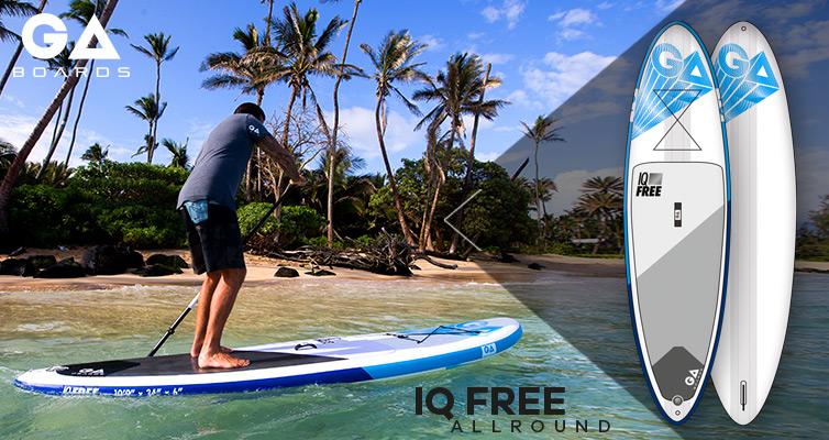 GA iSUP IQ Free