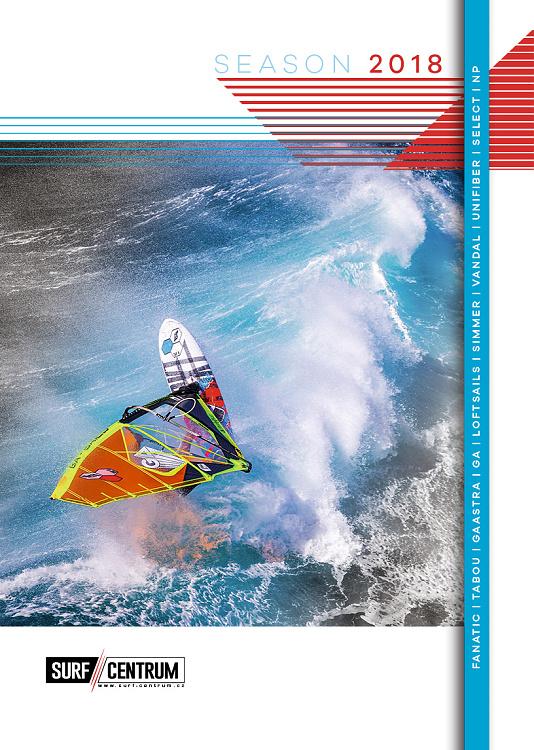 Katalog Surfcentrum 2018
