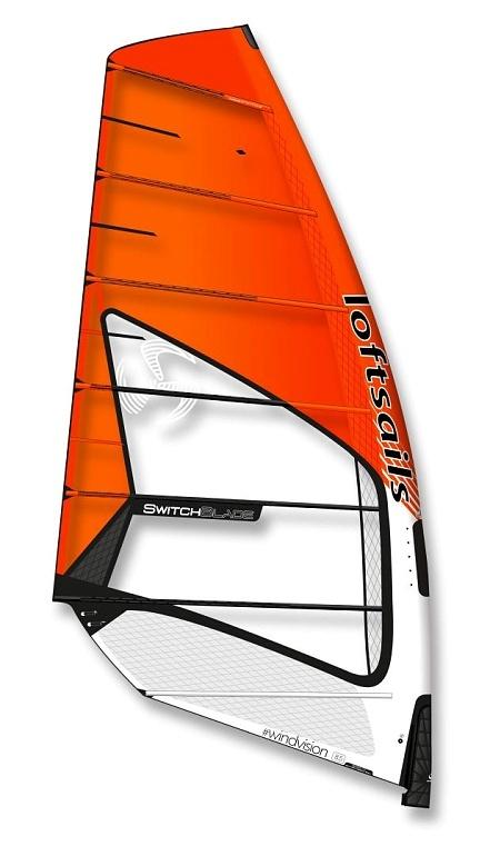 Plachta Switchblade 7,8 orange - 2019