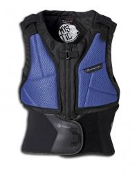 Vesta Impact Shield Jacket-Black/Blue