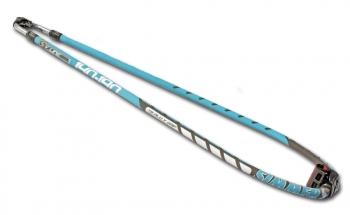 Ráhno V-Line Monocoque Alu 160-210cm