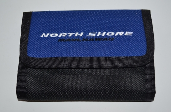 Peněženka North Shore modrá