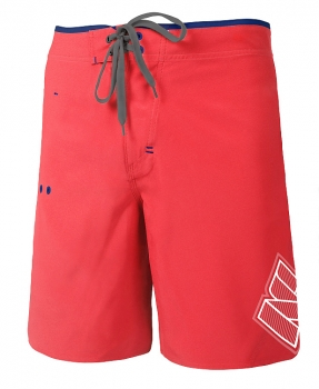 10be2899239 NP Šortky Operator Boardshort Red Blue
