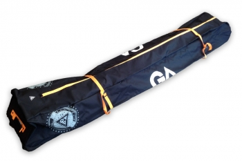 Quiver Bag Freeride With Wheels (Black)
