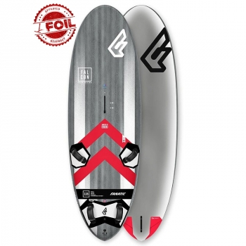 Falcon Slalom 140 TE Foil Edition (test) - 2019