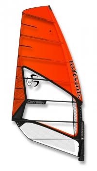 Plachta Oxygen 7,8 orange - 2020