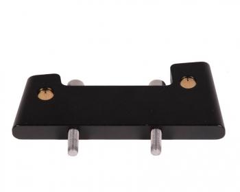 Flow Foil Adapter Deep Tuttle Box/One size black - 2021