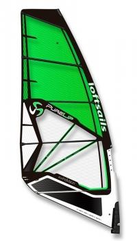 Plachta Purelip 5,2 green - 2021