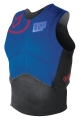 Vesta Impact Vest Side Zip Navy/Red