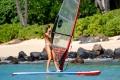 SUP board Viper Air Windsurf Pure 355 - 2019