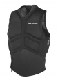 Vesta Combat Impact Vest Side Zip Black
