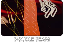 Technologie - Double seam