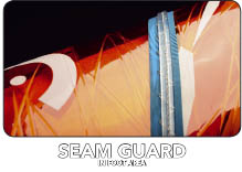 Technologie - Seam guard