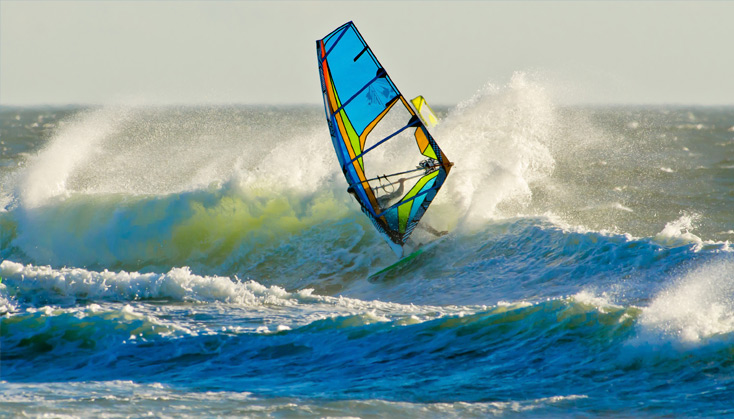 Gaastra 2013 in Action